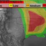 Severe weather possible for Great Plains, Southeast Sunday