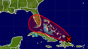 Invest 99L not invested in organization (With Forecast Data!)