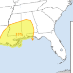 SPC Monitoring weekend storms in Southeast