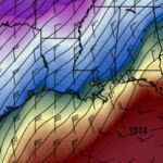 Just how cold will the Gulf Coast get? Wait, really? THAT cold?