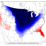 """Remember that """"Arctic Blast"""" people were posting about? Buckle up"""