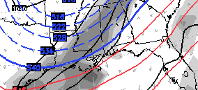 More wintry weather possible in South Mississippi next week